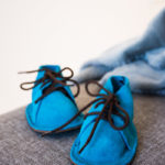 Baby Vellies - Blue